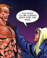 X-O Manowar Vol 1 57 004 Aric and Gamin