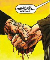 X-O Manowar Vol 1 15 009 Blood Brothers