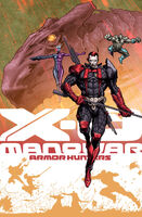 X-O Manowar Vol 3 26 Hairsine Variant Textless