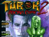 Turok 2: Adon's Curse Comic Book Magazine