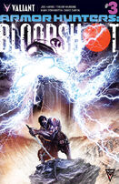 Armor Hunters Bloodshot Vol 1 3