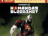 Divinity III: Komandar Bloodshot Vol 1 1