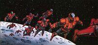 X-O Manowar Vol 1 12 024 XO Commando Armor