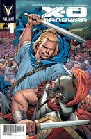 X-O Manowar Vol 3 1 2nd Printing