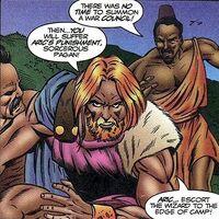 X-O Manowar Vol 1 68 004 Alaric and Mallik
