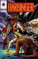 Harbinger Vol 1 3