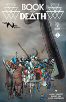 Book of Death Vol 1 1 Lee Variant