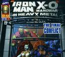 Iron Man/X-O Manowar in Heavy Metal Vol 1 1