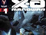 X-O Manowar Vol 3 1