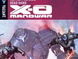 X-O Manowar: Dead Hand (TPB)
