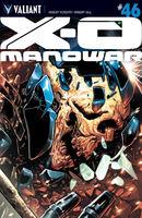 X-O Manowar Vol 3 46