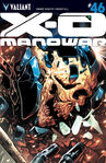 X-O Manowar Vol 3 46