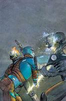 X-O Manowar Vol 3 34 Pastoras Variant Textless