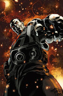 Bloodshot and HARD Corps Vol 1 16 ChrisCross Variant Textless