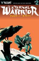 Eternal Warrior Days of Steel Vol 1 2 Albuquerque Variant