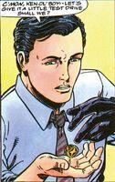 X-O Manowar Vol 1 10 008 Ken XO Ring