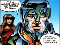 X-O Manowar Vol 1 60 008 Gamin and Aric
