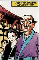 Ninjak Vol 1 00-11
