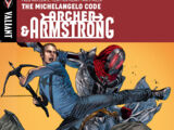 Archer & Armstrong: The Michelangelo Code (TPB)