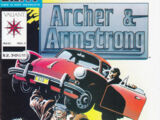 Archer & Armstrong Vol 1 1