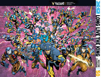 X-O Manowar Vol 3 50 Wraparound