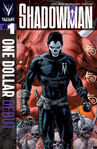 One Dollar Debut Shadowman Vol 1 1