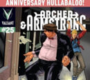 Archer & Armstrong Vol 2 25