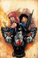 Bloodshot Vol 3 11 Clark Variant Textless
