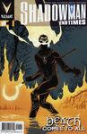 Shadowman End Times Vol 1 1