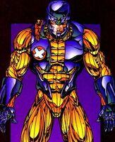 X-O Manowar Vol 1 45 008 Pol-Bekhara