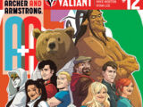 A&A: The Adventures of Archer & Armstrong Vol 1 12