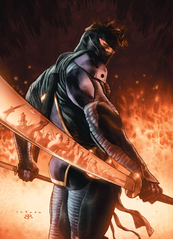 Ninjak (Valiant Entertainment) | Valiant Comics Database