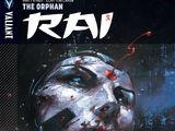 Rai: The Orphan (TPB)