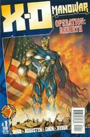 X-O Manowar Vol 2 1