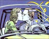 Gayle and Phil kissing Solar-Man-of-the-Atom-v1-6 001