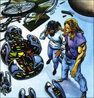 X-O Manowar Vol 1 30 015 New XO Armor