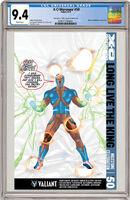 X-O Manowar Vol 3 50 Perez Variant