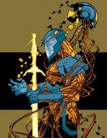 X-O Manowar Vol 3 41 Palo Variant Textless