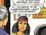 Lucinda Mendez (Valiant Comics)