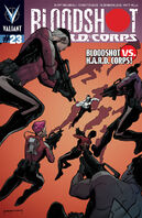 Bloodshot and HARD Corps Vol 1 23