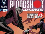 Bloodshot and H.A.R.D. Corps Vol 1 23