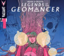 Book of Death: Legends of the Geomancer Vol 1 1