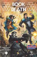 Book of Death Vol 1 1 Hetrick Variant