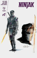 Ninjak Vol 3 1 Design Variant