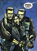 X-O Manowar Vol 1 37 005 Helena and Snakebite
