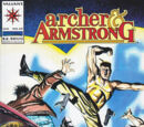 Archer & Armstrong Vol 1 23