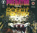 Predator Versus Magnus, Robot Fighter Vol 1 1