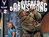 Archer & Armstrong Vol 2 2