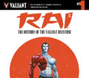 Rai: The History of the Valiant Universe Vol 1 1