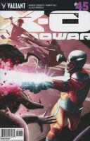 X-O Manowar Vol 3 45 Dekal Variant